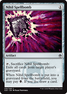 Nihil Spellbomb - Matt Plays Magic