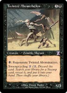Twisted Abomination - Matt Plays Magic