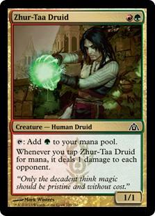 Zhur-Taa Druid - Matt Plays Magic
