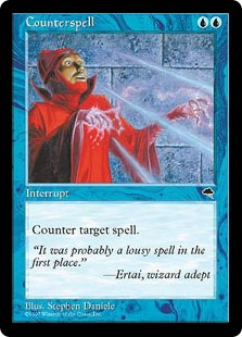Counterspell Tempest - Matt Plays Magic