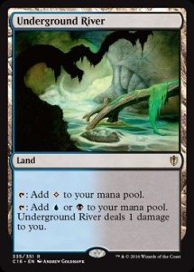 Underground River - Matt Plays Magic