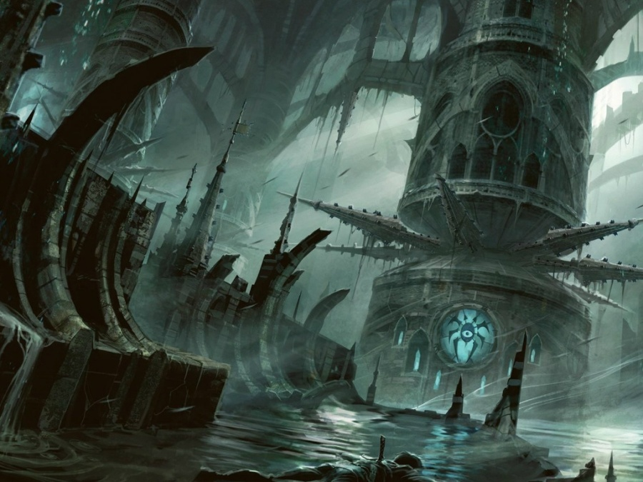 Watery Grave Banner - Matt Plays Magic
