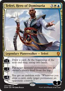 teferi-hero-of-dominaria-matt-plays-magic