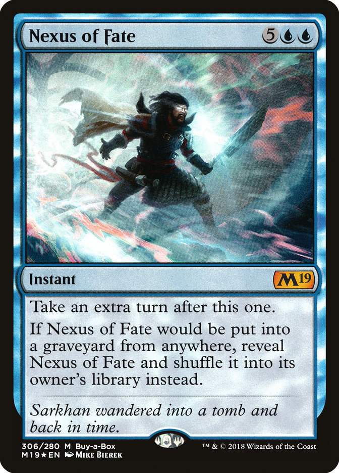 Nexus of Fate - Matt Plays Magic
