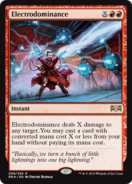 Electrodominance - Matt Plays Magic
