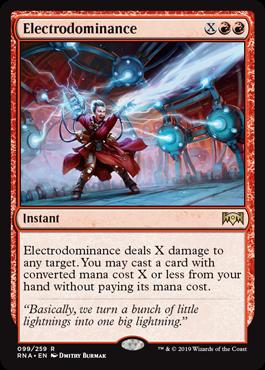 Electrodominance - Matt Plays Magic
