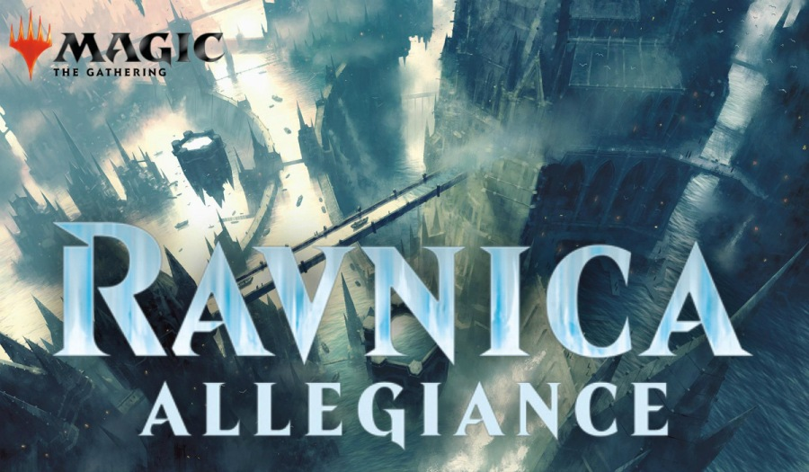 Ravnica Allegiance Header - Matt Plays Magic