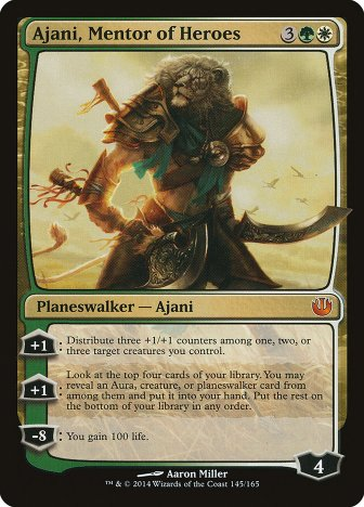 Ajani Gatewatch