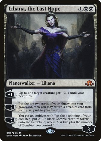 Liliana Gatewatch
