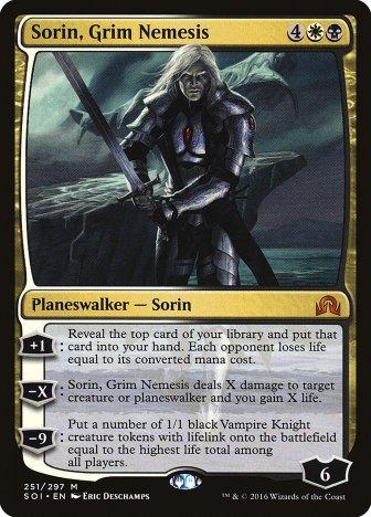 Sorin Gatewatch