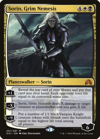Sorin Gatewatch