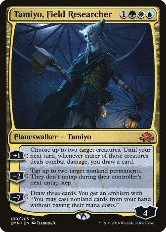 Tamiyo Gatewatch