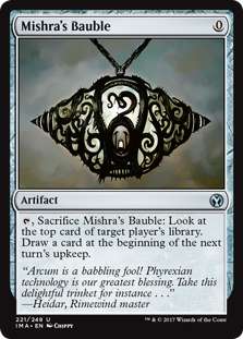 Mishras Bauble Matt Plays Magic