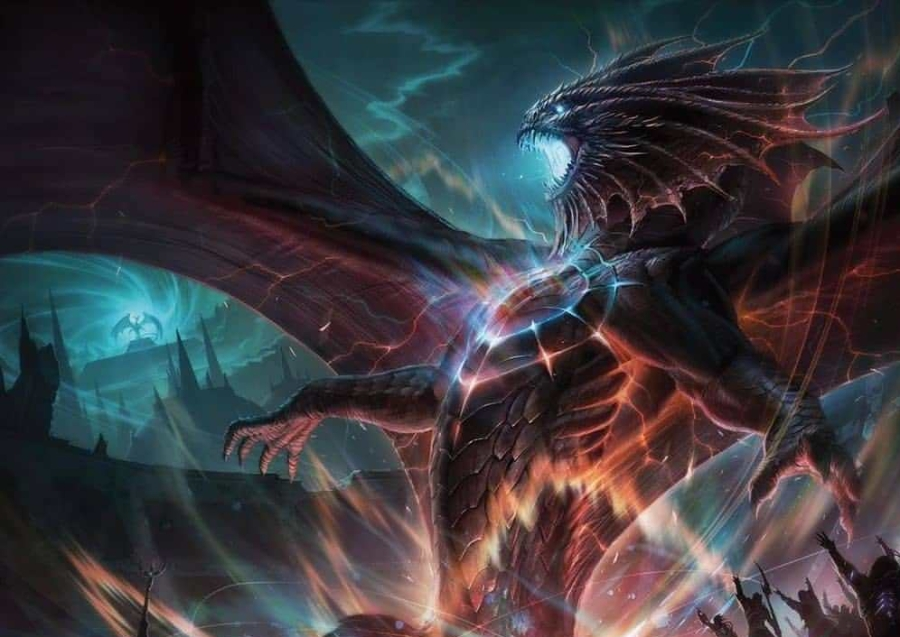 Niv Mizzet Reborn Featured Raymond Swanland