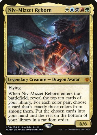 Niv-Mizzet Reborn - Matt Plays Magic