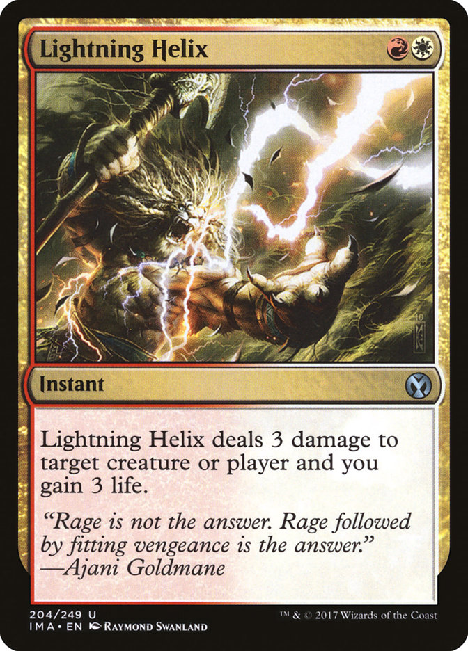 Lightning Helix - Matt Plays Magic