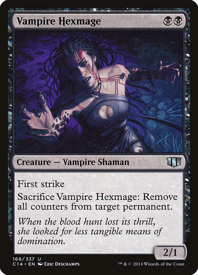 Vampire Hexmage - Matt Plays Magic