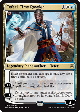 Teferi, Time Raveler - Matt Plays Magic