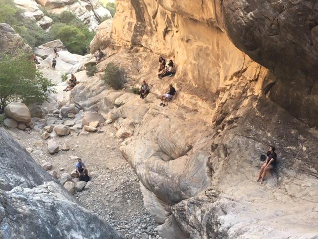 Trevor and Kat at Red Rocks