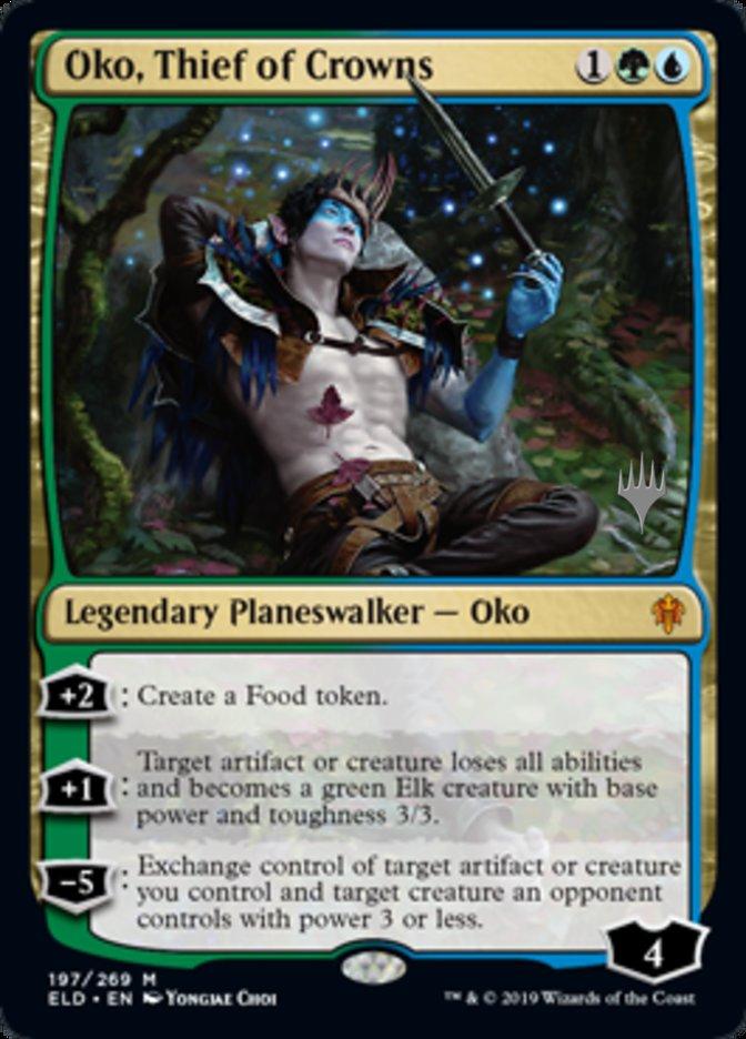 Oko, Thief of Crowns - Matt Plays Magic