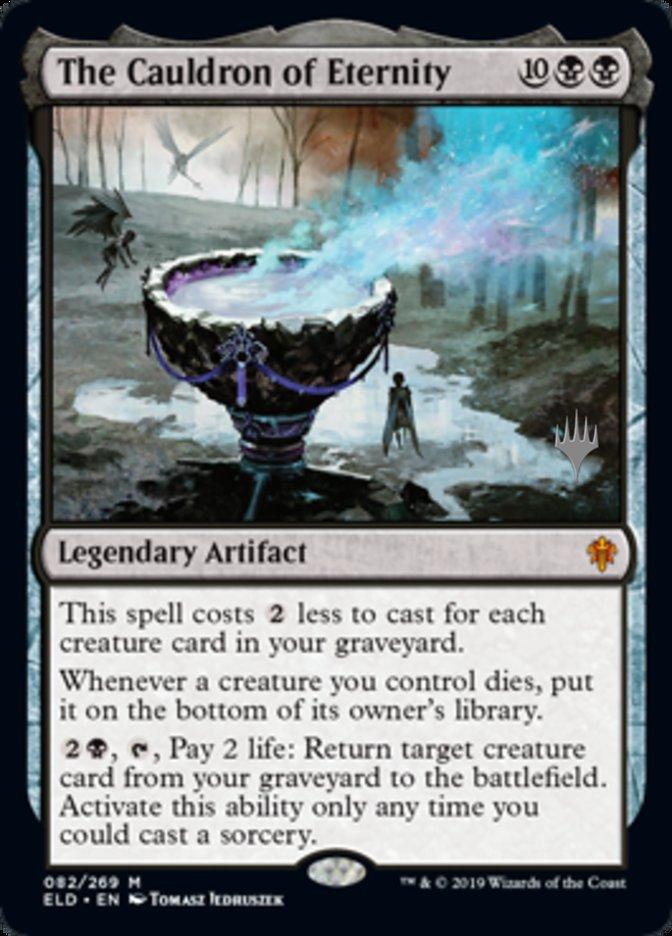 The Cauldron of Eternity - Matt Plays Magic