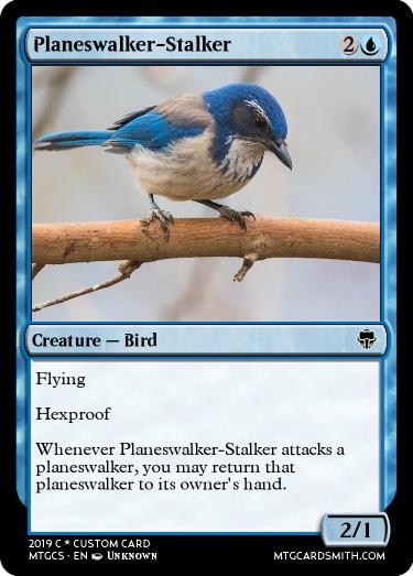 Planeswalker-Stalker