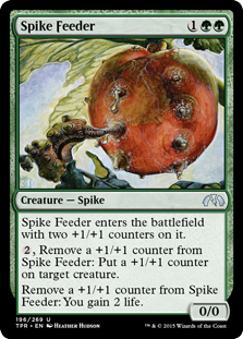 Spike Feeder Matt Plays Magic